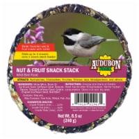 Audubon Park Nut & Fruit Wild Bird Snack Stack