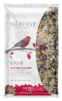 Harvest Seed & Supply Red Berry & Nut Wild Bird Food