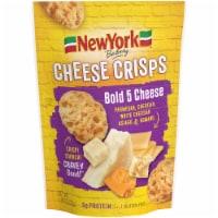 New York Bakery Bold 5 Cheese Cheese Crisps
