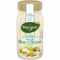 Marzetti Light Chunky Blue Cheese Dressing - 15 fl oz