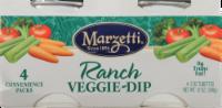 Marzetti Ranch Veggie Dip Singles - 12 Oz
