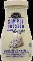 Marzetti Simply Dressed & Light Blue Cheese Dressing - 12 Fl Oz