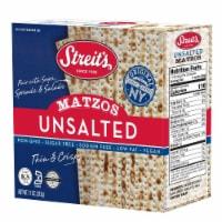 Streit's Unsalted Matzo