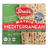 Streit's Mediterranean Matzo