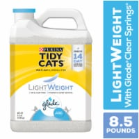 Tidy Cats LightWeight Glade Clear Springs Dust Free Clumping Multi Cat Litter