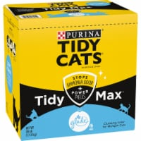 Purina Tidy Cats Tidy Max with Glade Multiple Cat Clumping Litter - 38 lb