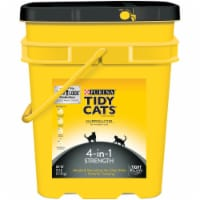 Tidy Cats 4-in-1 Strength Clumping Multi-Cat Litter