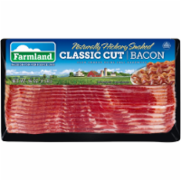 Farmland Hickory Smoked Classic Cut Bacon