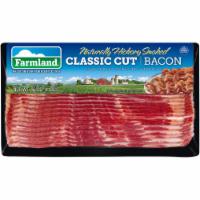 Farmland Hickory Smoked Classic Cut Bacon - 16 oz