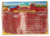 Farmland 30% Less Fat Center Cut Naturally Hickory Smoked Bacon