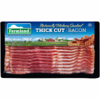 Farmland Naturally Hickory Smoked Thick Cut Bacon