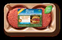 Pure Farmland Simply Seasoned Plant-Based Burger Patties 2 Count