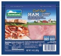 Farmland Classic Sliced Deli Style Ham