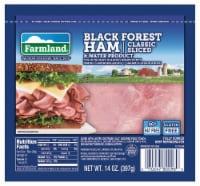 Farmland Classic Sliced Black Forest Ham