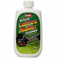 Whink 30285 Natural Coffee Maker Cleaner 10oz bottle - 10 ounce each