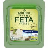 Athenos Fat Free Chunk Feta Cheese