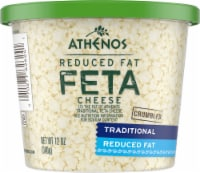 Athenos Crumbled Reduced Fat Feta Cheese
