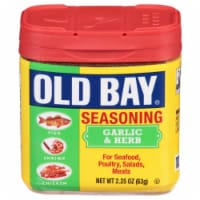 Old Bay Garlic & Herb Seasoning