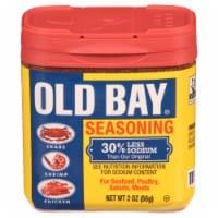 Old Bay 30% Less Sodium Seasoning
