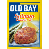 Old Bay Salmon Classic Cake Mix