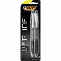 BIC Atlantis Medium Point Ball Pens - Black