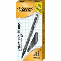 Bic  Intensity Pro FIne Point Permanent Marker Pen - Black