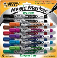 Bic  Dry Erase Magic Marker® Fine Bullet Tip