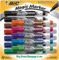 Bic  Dry Erase Magic Marker® Chisel Tip