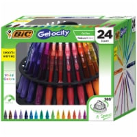 BIC Gelocity Spinner 24 Pack