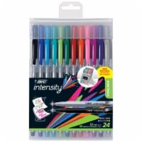 BIC Intensity Medium and Fine Tip Felt Pens