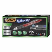Bic Pen,Gelocity,Ultra,Ast RGU11AST - 1