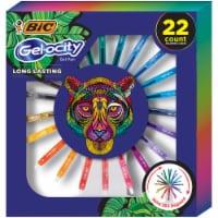 BIC Gelocity Assorted Gel Pens Wheel