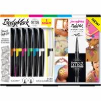 BIC BodyMark Sunny Vibes Temporary Tattoo Marker Kit