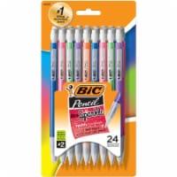 BIC Xtra Sparkle 0.7mm #2 Mechanical Pencils