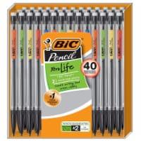 BIC Xtra Life Medium Point #2 Pencils