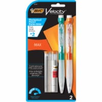 BIC Velocity Max .9mm #2 Mechanical Pencils