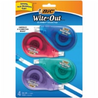 BIC Wite-Out EZCorrect Correction Tape Dispensers