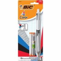 BIC 4-Color 3+1 Pen &  Mechanical Pencil