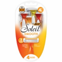 BIC Soleil Women's Disposable Razors
