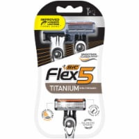 Bic Flex5 Disposable Razors