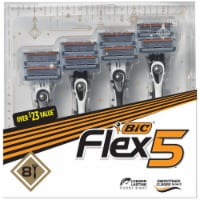 BIC Flex5 Men's Disposable Razor Gift Box