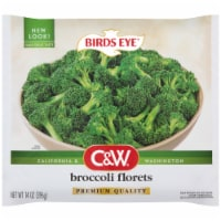 Birds Eye C&W Frozen Broccoli Florets