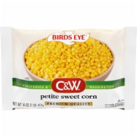 Birds Eye C&W Petite White & Golden Corn