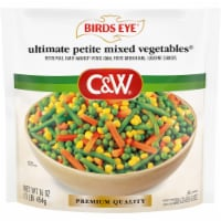 Bird's Eye C&W Ultimate Petite Mixed Vegetables