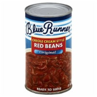 Blue Runner Original Creole Cream Style Red Beans