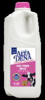 Alta Dena Fat Free Milk