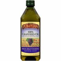 Pompeian® Grapeseed Oil - 24 fl oz