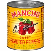 Mancini Sweet Roasted Peppers