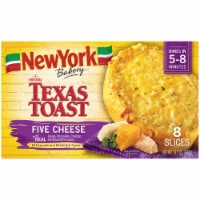 New York Bakery Five Cheese Texas Toast
