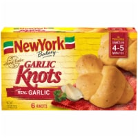 New York Bakery Garlic Knots